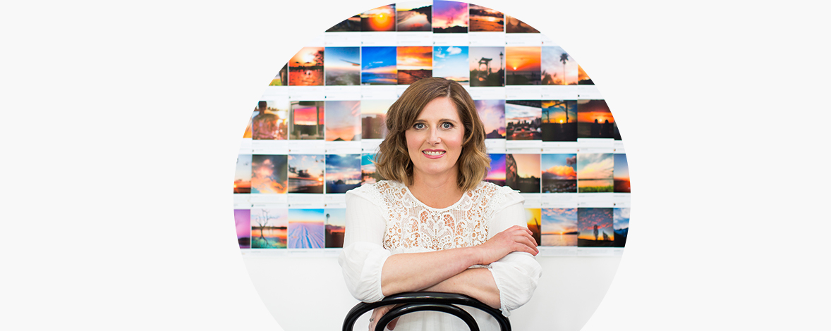 #76: Kate Morell: Vulnerability, Dreaming Big & Changing the World, One Sunset at a Time – Your Dream Life Podcast