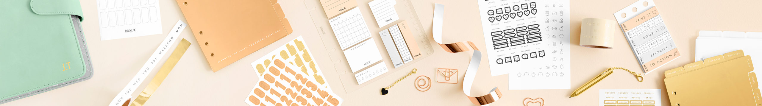 YOUR GUIDE TO PLANNING: THE EASIEST WAYS TO GET STARTED WITH YOUR KIKKI.K PLANNER
